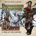 Rise of the Runelords 1.5 Sins of the Saviors, Mark Wright
