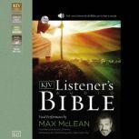 The KJV Listener's Audio Old Testament Vocal Performance by Max McLean