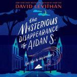 The Mysterious Disappearance of Aidan S. (as told to his brother), David Levithan