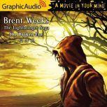 The Broken Eye ( 2 of 3), Brent Weeks