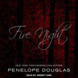 Fire Night, Penelope Douglas