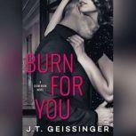 Burn for You, J. T. Geissinger