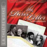 The Paris Letter, Jon Robin Baitz