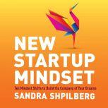 New Startup Mindset Ten Mindset Shifts to Build the Company of Your Dreams, Sandra Shpilberg