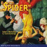 Spider #42 Satan's Workshop, The, Grant Stockbridge