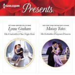 His Cinderella's One-Night Heir & His Forbidden Pregnant Princess, Lynne Graham