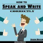 How to Speak and Write Correctly, Joseph Devlin