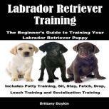 Labrador Retriever Training: The Beginner's Guide to Training Your Labrador Retriever Puppy Includes Potty Training, Sit, Stay, Fetch, Drop, Leash Training and Socialization Training, Brittany Boykin