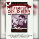 Murder By Moonlight and The Singular Affair of the Coptic Compass The New Adventures of Sherlock Holmes, Episode #22, Anthony Boucher