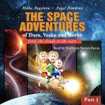 GREAT-GRANDMA MITTIE'S LETTERS: THE SPACE ADVENTURES OF DARA, VESKO, AND BORKO PART 1 - From the clouds to the stars, Mitka Angelova