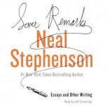 Some Remarks, Neal Stephenson