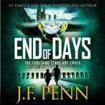 End of Days An ARKANE Thriller Book 9, J.F.Penn