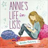 Annie's Life in Lists, Kristin Mahoney