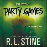 Party Games A Fear Street Novel, R. L. Stine