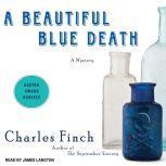 A Beautiful Blue Death, Charles Finch