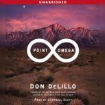 Point Omega, Don DeLillo