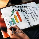 Research in Psychology, Connor Whiteley