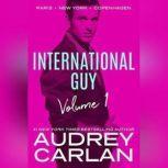 International Guy: Paris, New York, Copenhagen, Audrey Carlan