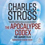 Apocalypse Codex, Charles Stross