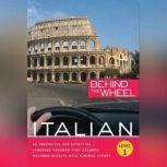 Behind the Wheel - Italian 1, Behind the Wheel