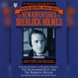 The Gunpowder Plot and The Babbling Butler The New Adventures of Sherlock Holmes, Episode #23, Anthony Boucher