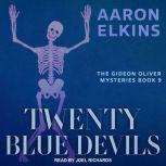 Twenty Blue Devils, Aaron Elkins