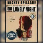 One Lonely Night, Mickey Spillane