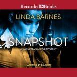 Snapshot, Linda Barnes