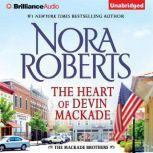 The Heart of Devin MacKade, Nora Roberts