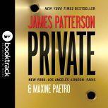 Private - Booktrack Edition, James Patterson