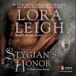 Stygian's Honor, Lora Leigh