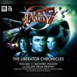 Blake's 7 - The Liberator Chronicles Volume 11, Nigel Fairs