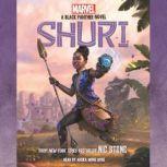Shuri: A Black Panther Novel #1, Nic Stone