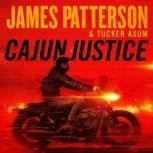 Cajun Justice, James Patterson