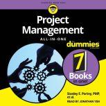 Project Management All-in-One For Dummies, PMP Portny