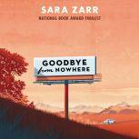 Goodbye from Nowhere, Sara Zarr