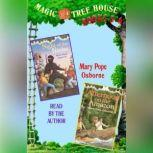 Magic Tree House: Books 5 and 6 Night of the Ninjas, Afternoon on the Amazon, Mary Pope Osborne