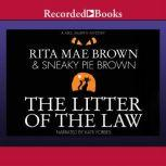 The Litter of the Law, Rita Mae Brown