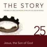 The Story Audio Bible - New International Version, NIV: Chapter 25 - Jesus the Son of God, Zondervan