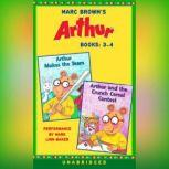 Marc Brown's Arthur: Books 3 and 4 Arthur Makes the Team; Arthur and the Crunch Cereal Contest, Marc Brown