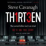 Thirteen A Novel, Steve Cavanagh
