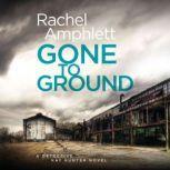 Gone to Ground A Detective Kay Hunter crime thriller, Rachel Amphlett