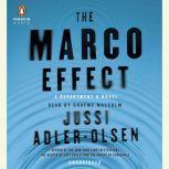 The Marco Effect A Department Q Novel, Jussi Adler-Olsen