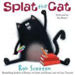 Splat the Cat, Rob Scotton