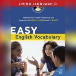 Easy English Vocabulary, Living Language