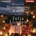 Return to Homecoming Ranch, Julia London