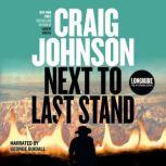 Next to Last Stand International Edition, Craig Johnson