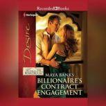 Billionaire's Contract Engagement, Maya Banks