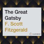 The Great Gatsby, F Scott Fitzgerald
