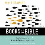 The Books of the Bible Audio Bible - New International Version, NIV: (4) New Testament Enter the Story of Jesusa€™ Church and His Return, Biblica